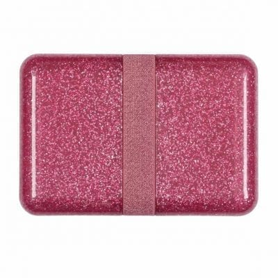 A Little Lovely Company Lunch Box - Glitter