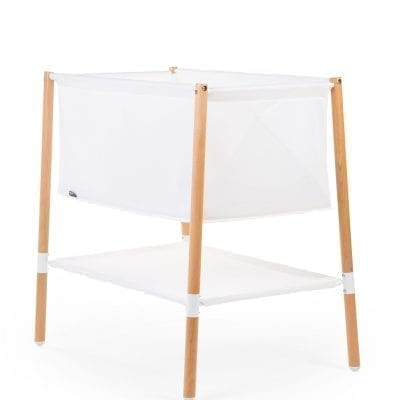Childhome Evolux Wieg - 50 X 90 cm - Naturel Wit