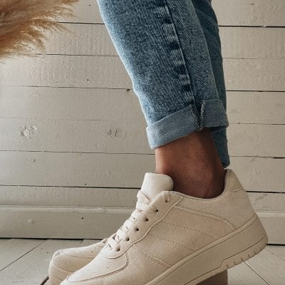 Sneakers Blushing Beige